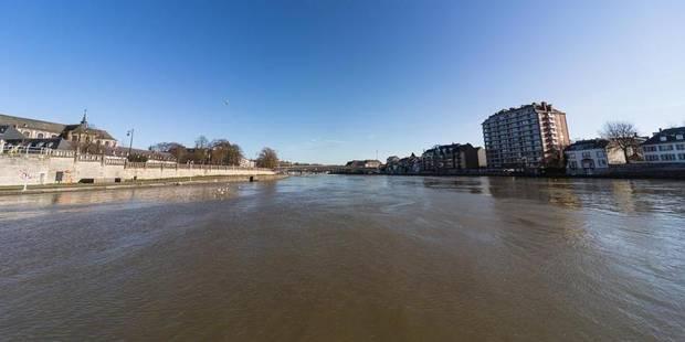 Deux corps retrouvés dans la Meuse à Liège - La DH