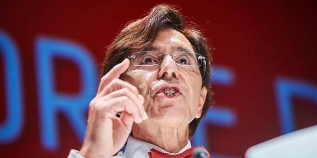 """Di Rupo: """"Charles Michel ne sera pas le Premier ministre de tous les Belges"""" - La DH"""