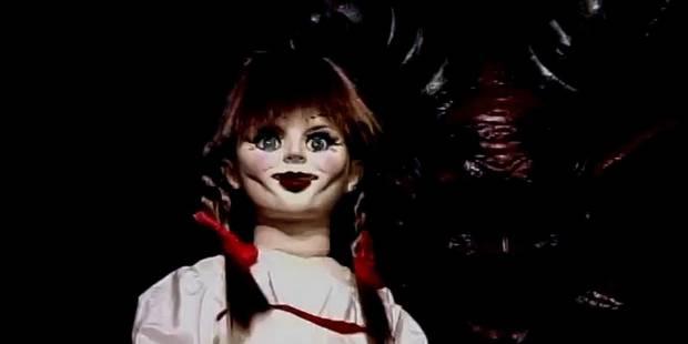 Annabelle, la poupée qui terrorise les femmes de ménage - La DH
