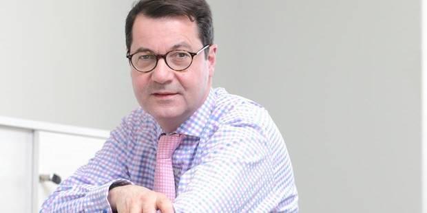 Bruno Colmant accusé de harcèlement par une candidate MR - La DH