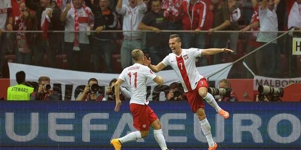 La Mannschaft tombe en Pologne (2-0) - La DH