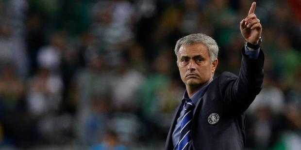 Mourinho dit avoir refusé deux fois le PSG - La DH