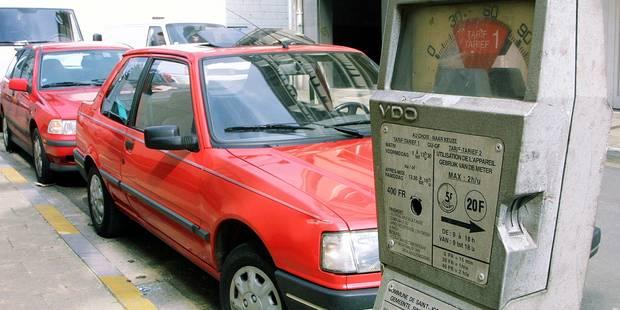 Renversé pour un ticket de parking à 8 € - La DH
