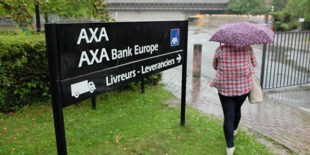Une juge parisienne renvoie Axa Bank Europe en correctionnelle - La DH