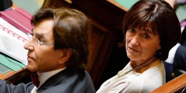 Onkelinx demande la démission de Jambon et Francken - La DH