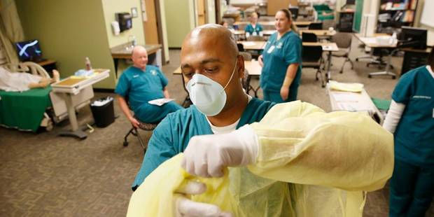 Ebola: la Maison blanche en émoi - La DH