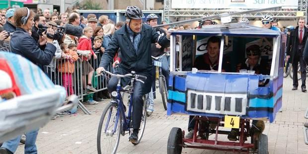 24 heures vélo de Louvain-la-Neuve: une centaine d'admission au poste médical avancé - La DH