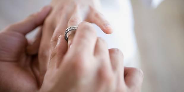 Une bague de fiançailles trop chère, gage de divorce ! - La DH