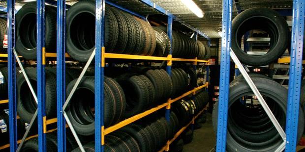 Suspectés pour l'incendie des pneus Michaux - La DH
