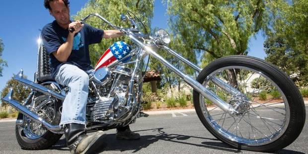 Mais pourquoi cette Harley Davidson a-t-elle coûté 1,35 million de dollars? - La DH