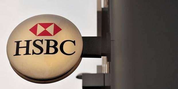 Le fisc réclame plus de 400 millions aux clients belges d'HSBC - La DH