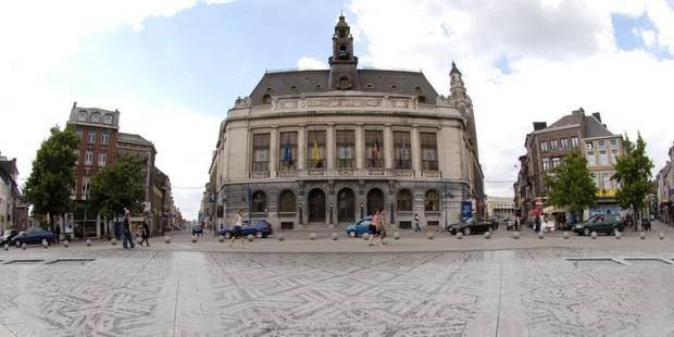 Préavis de grève et actions annoncées du personnel communal de Charleroi - La DH