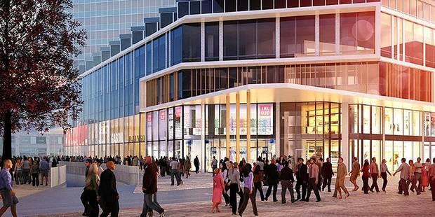 Le Centre Monnaie entièrement transformé pour 2017 - La DH