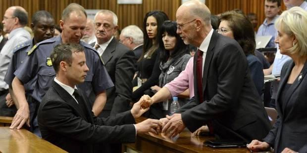 Condamné à 5 ans, Pistorius dormira en prison ce soir - La DH