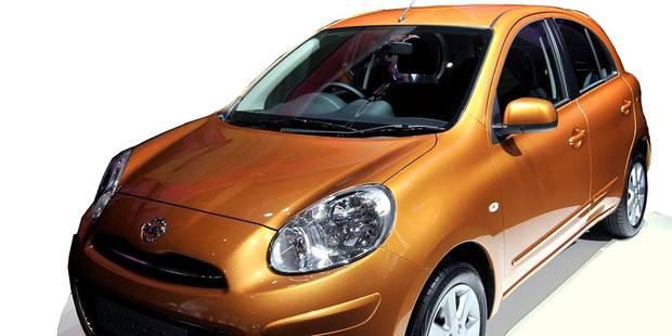 Nissan rappelle 1.100 véhicules en Belgique - La DH