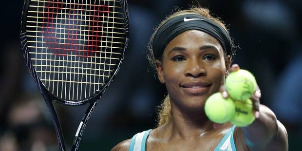 Masters: Serena Williams se reprend devant Eugénie Bouchard - La DH