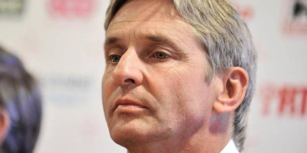 José Riga remercié à Blackpool - La DH