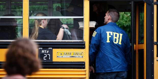 """Fusillade au lycée: le tireur avait invité ses victimes à """"déjeuner"""" - La DH"""