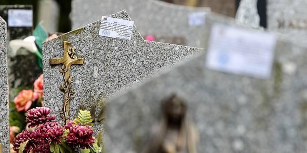 Violée dans le cimetière - La DH