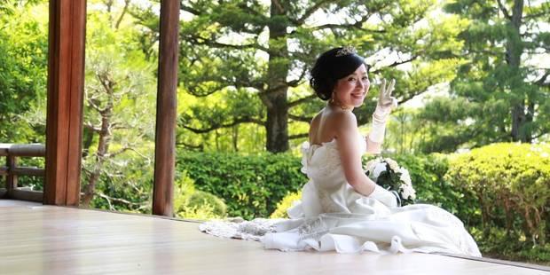 Célibataire et se marier quand même? C'est possible au Japon - La DH