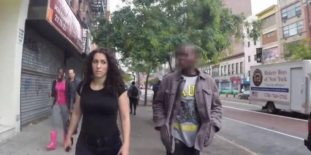Une vidéo montrant une femme harcelée dans les rues de New York crée le buzz - La DH
