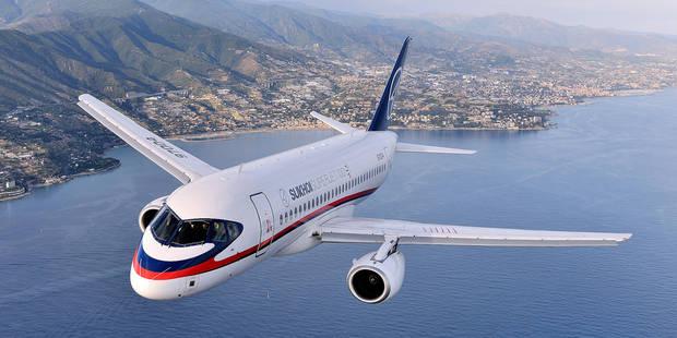 Des avions russes pour une compagnie belge - La DH
