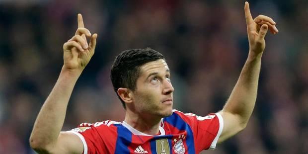 Bundesliga: le Bayern abat Dortmund en fin de match - La DH