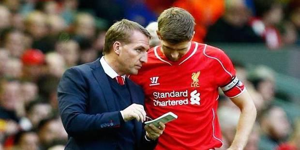 Brendan Rodgers veut conserver Gerrard - La DH