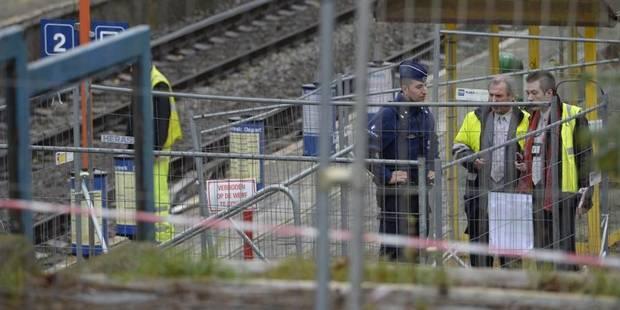 Collision entre deux trains à Linkebeek: les blessés évacués, une voie rouverte - La DH
