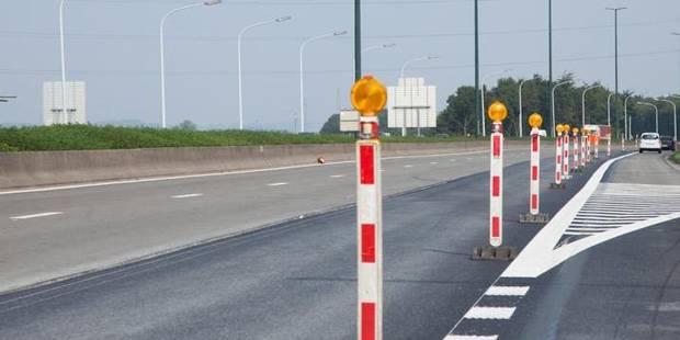 Plus de 28 millions d'euros investis pour réhabiliter l'E42 - La DH