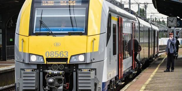 Manifestation nationale: la SNCB a vendu plus de 60.000 tickets spéciaux - La DH
