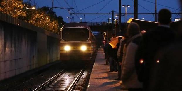 Une personne heurtée par un train: Circulation interrompue entre Libramont et Athus - La DH