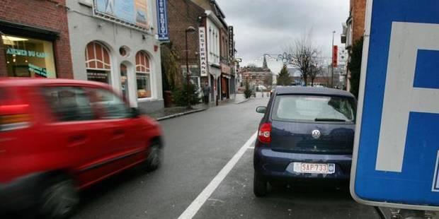 Saint-Ghislain prise d'assaut par les automobilistes - La DH