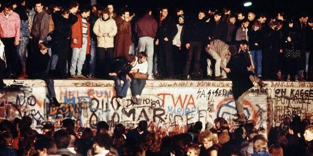 Il y a 25 ans... Berlin est à nouveau Berlin - La DH