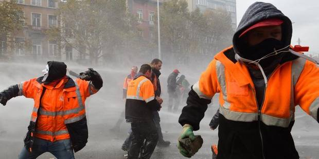 La police craint des morts lors de la prochaine manif organisée à Anvers - La DH