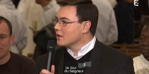 """Le Jour du Seigneur, on se serre les """"couilles"""" - La DH"""