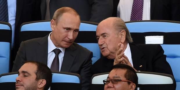 Mondial 2018: L'Union belge veut voir le rapport d'éthique de la FIFA - La DH