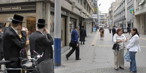 Un Juif poignardé à Anvers - La DH