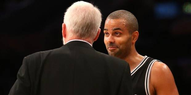 NBA: Cleveland est lancé, San Antonio chute - La DH