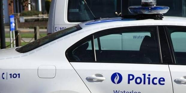 Plusieurs véhicules de police endommagés - La DH