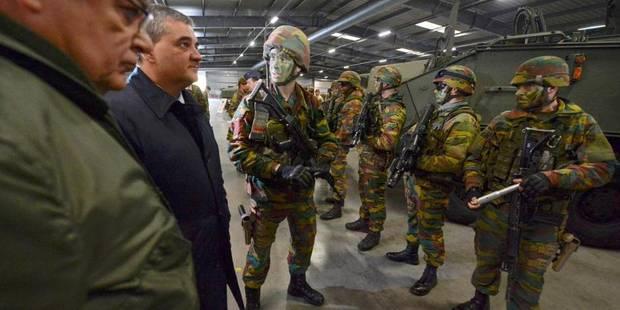 L'armée réduira fortement ses dépenses et les opérations à l'étranger en 2015 - La DH