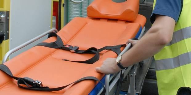 Une femme légèrement brûlée lors d'un incendie criminel à Saint-Josse-ten-Noode - La DH
