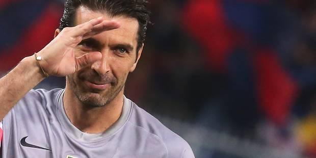 Buffon et Chiellini prolongent à la Juventus Turin - La DH