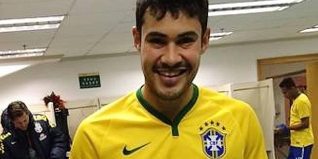 Vinicius: buteur avec le Brésil, pas au Standard - La DH