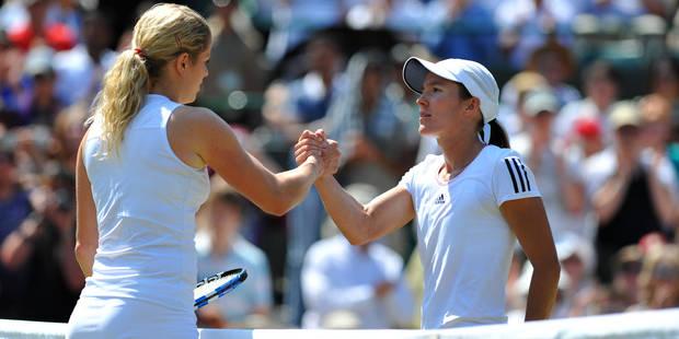 """Justine Henin: """"Je n'oublierai jamais ce que Kim Clijsters m'a dit"""" - La DH"""