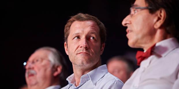 Paul Magnette soutient résolument Elio Di Rupo à la présidence du PS - La DH