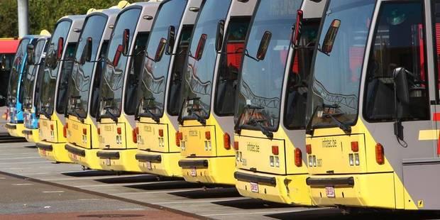 TEC Liège-Verviers: le dépôt de Jemeppe reste en grève - La DH