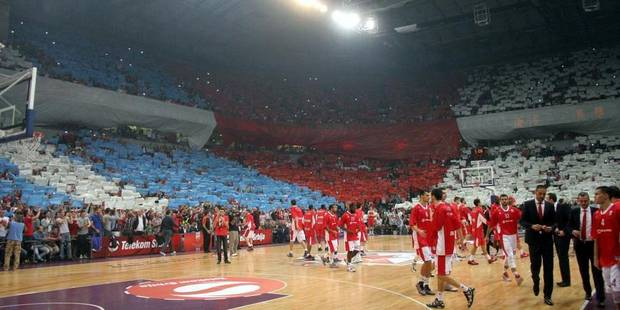 Un supporter serbe de basket tué à Istanbul - La DH