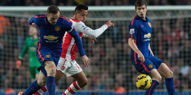 Premier League: ManU s'offre Arsenal, Chelsea ne lâche rien - La DH