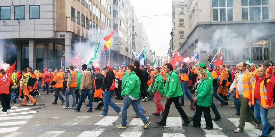 Les employeurs ont aussi le droit de faire grève - La DH